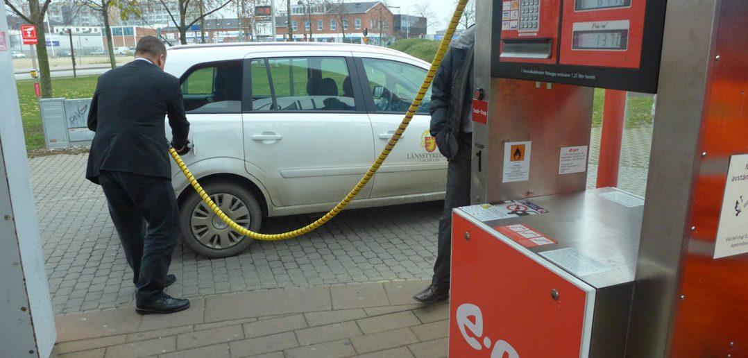 Gasbiler får afgift som dieselbiler | VOTY - Varebil og Transport