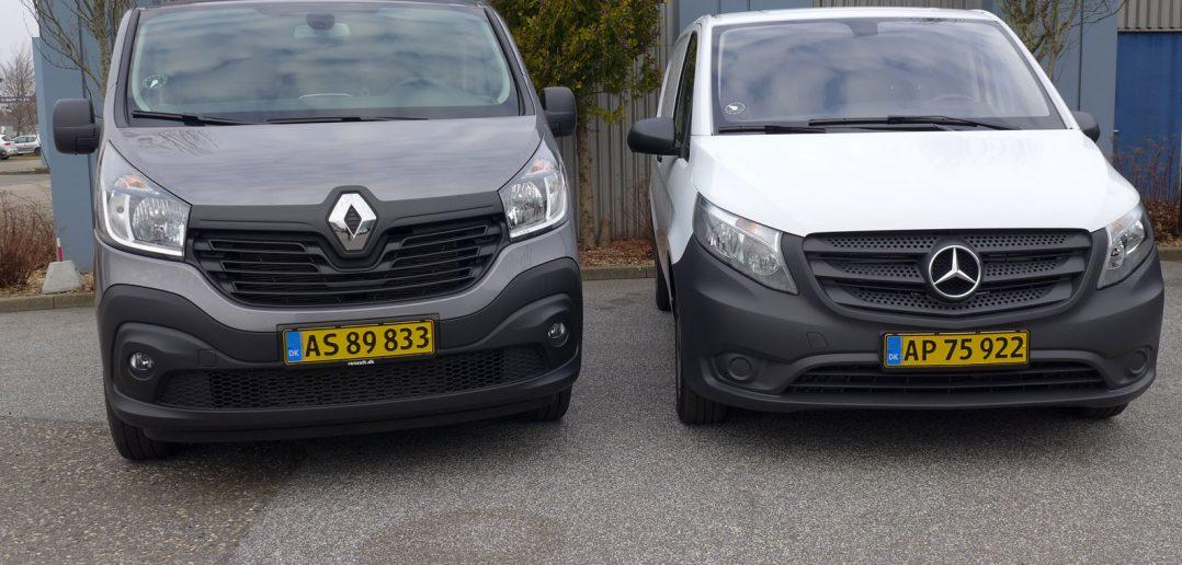 Firmaer: 76 pct. af al bil leasing | VOTY - Varebil og Transport