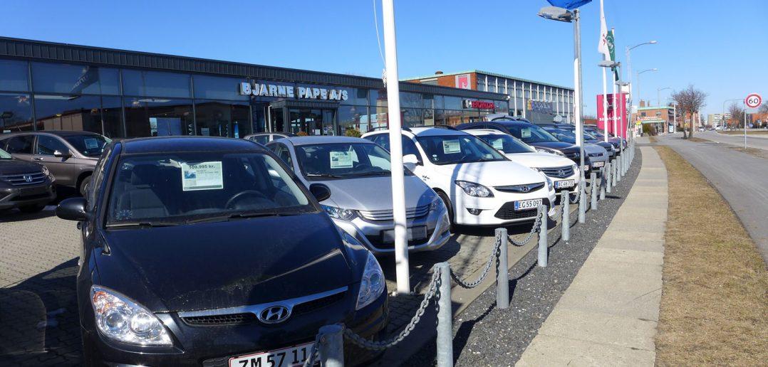 Lappeløsning med nye bilafgifter | VOTY - Varebil og Transport